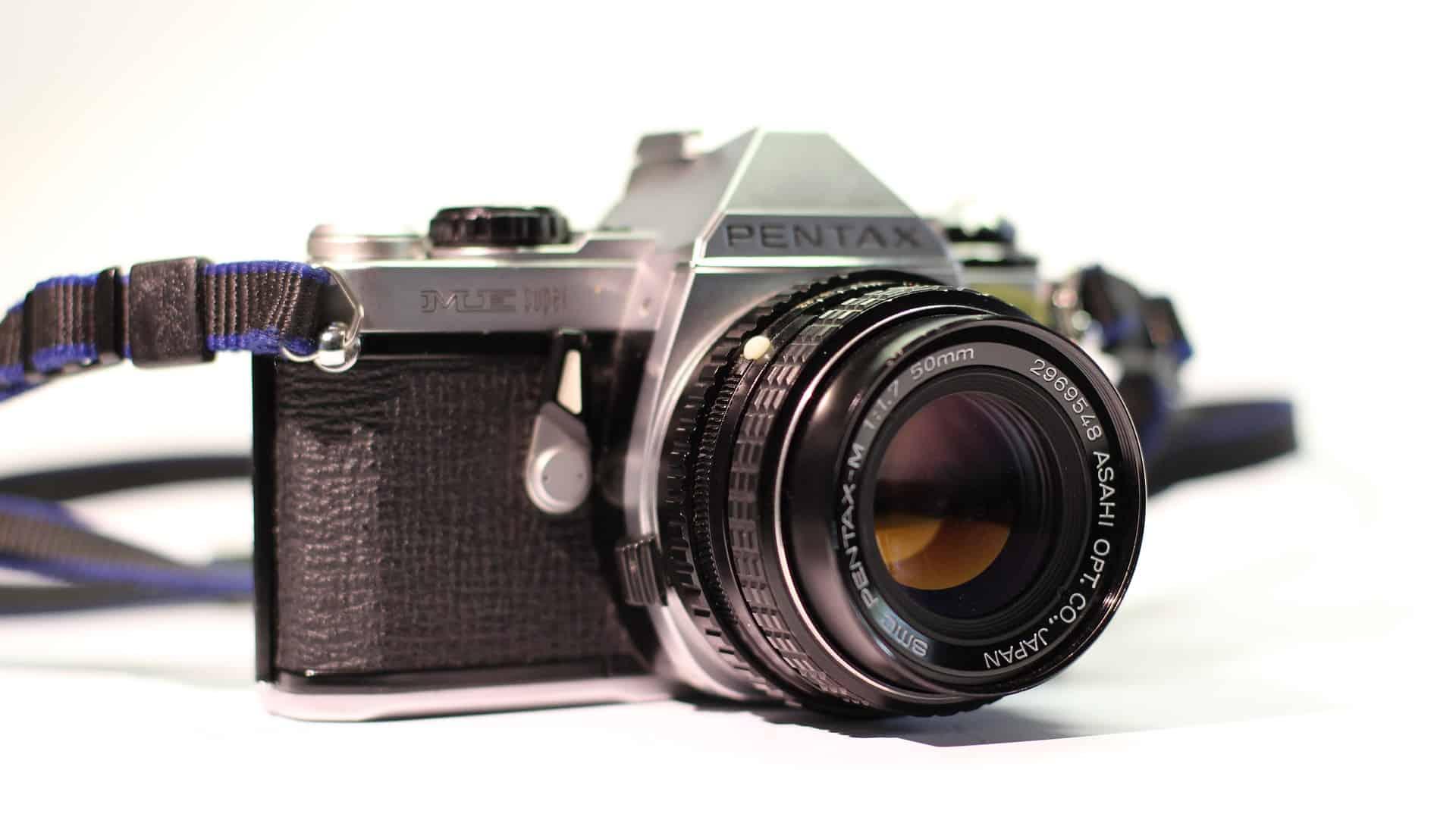 Analoge Fotografie – Von der Filmrolle zum Foto