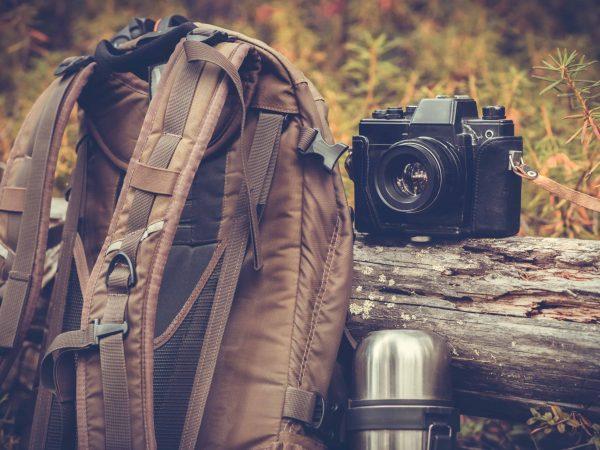 Fotorucksack Kamera