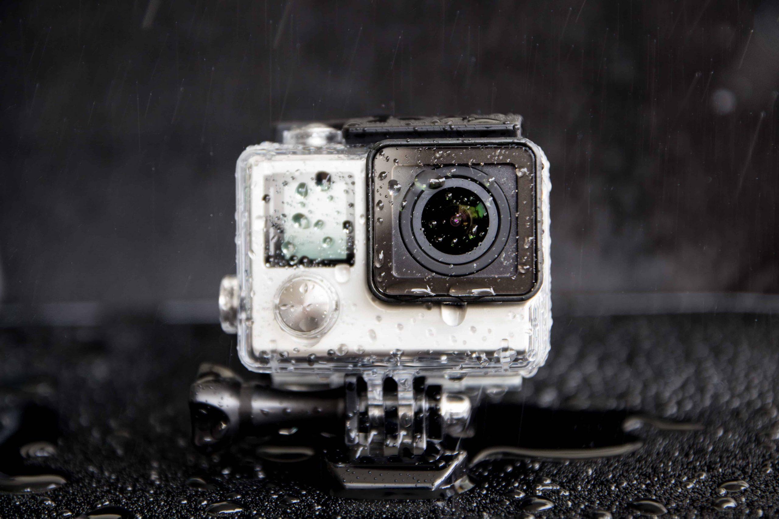 Unterwasserkamera GoPro
