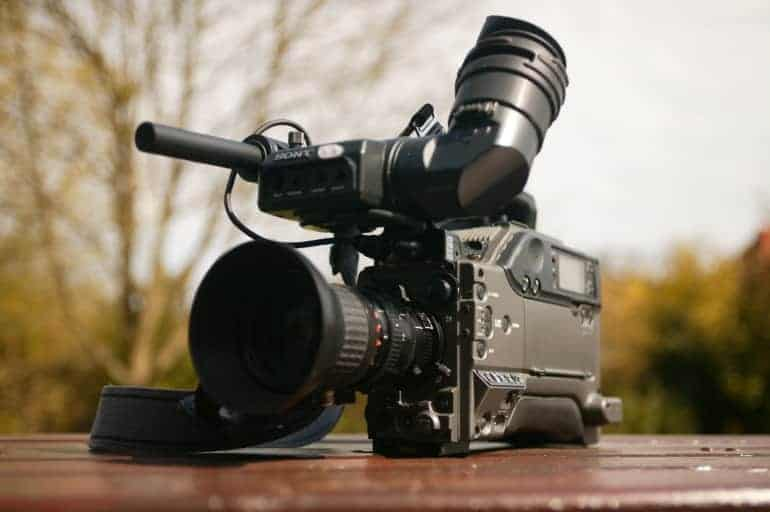 Filmkamera: Test & Empfehlungen (08/20)