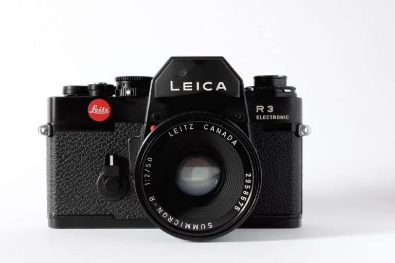 Kamera von Leica