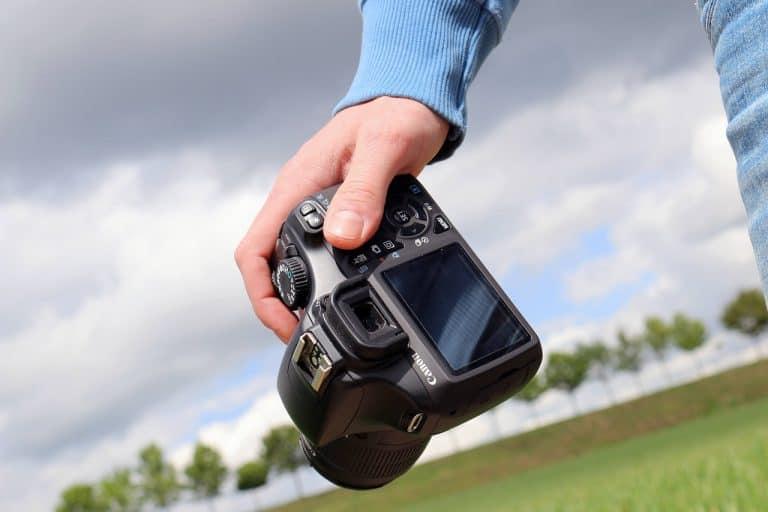 Spiegelreflexkamera digital
