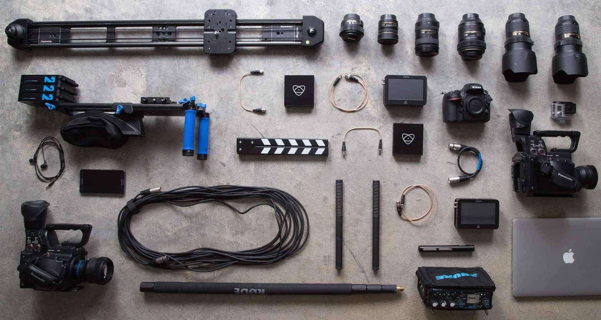 Kamera Ausrüstung