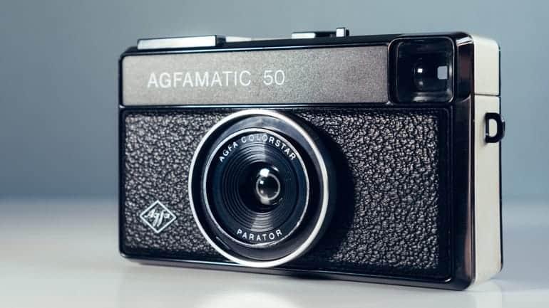 Kompaktkamera Film