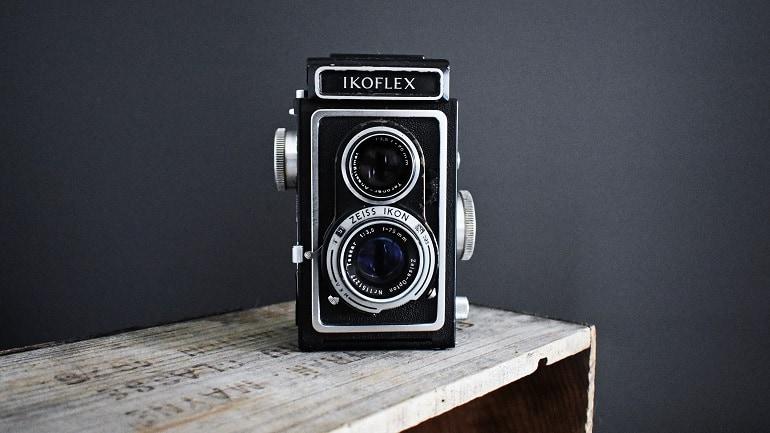 Kompaktkamera Retro
