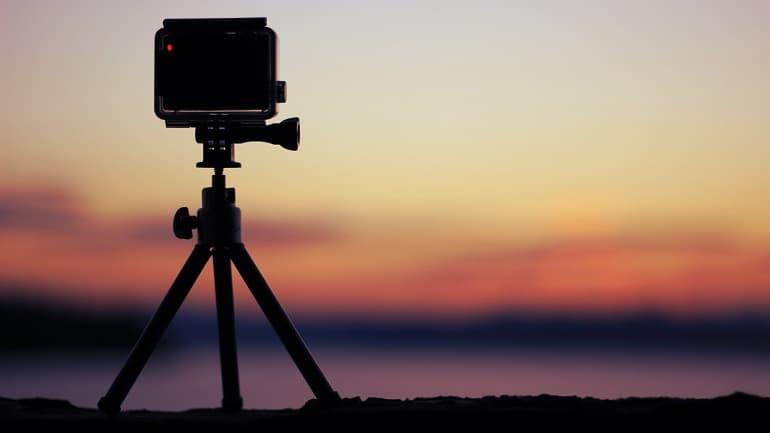 Reisestativ Action Cam