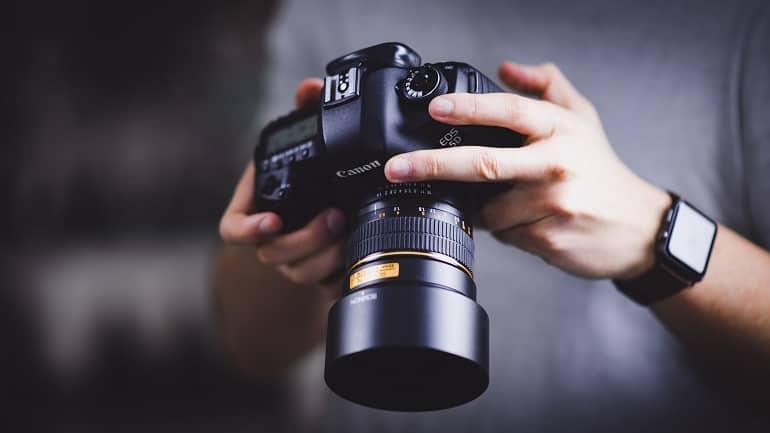 Schwebestativ Kamera