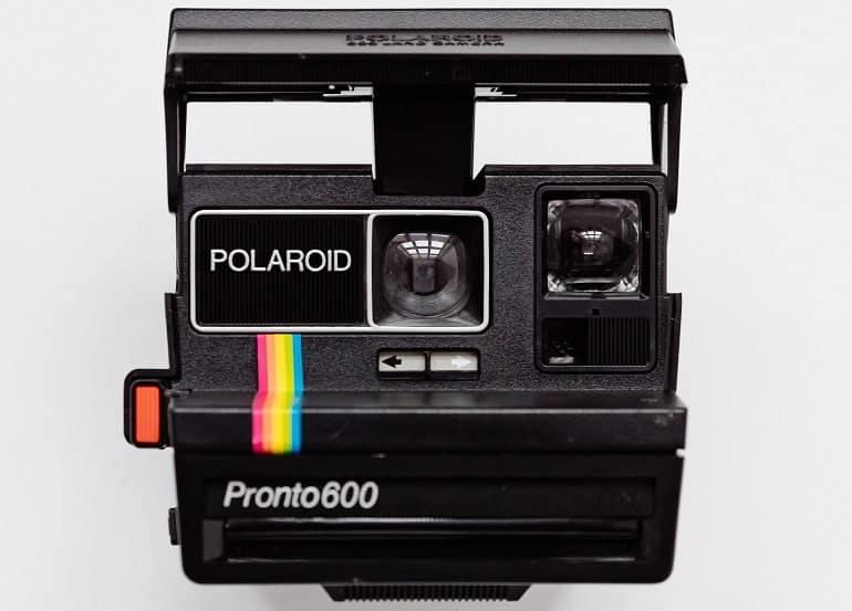 Sofortbildkamera Pronto