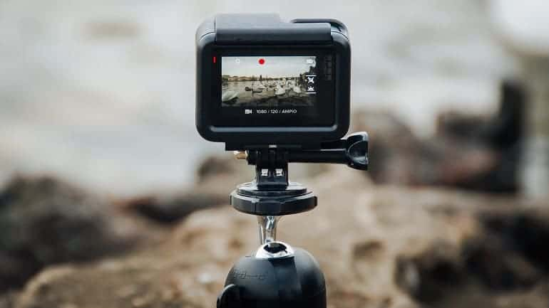 Stativ Action Cam