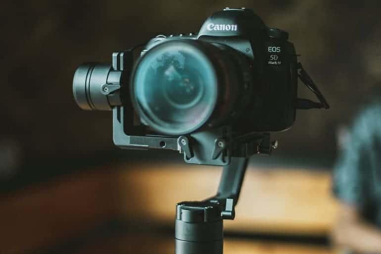Stativ Kamera