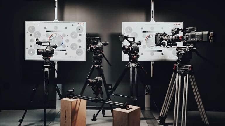 Systemkamera Film