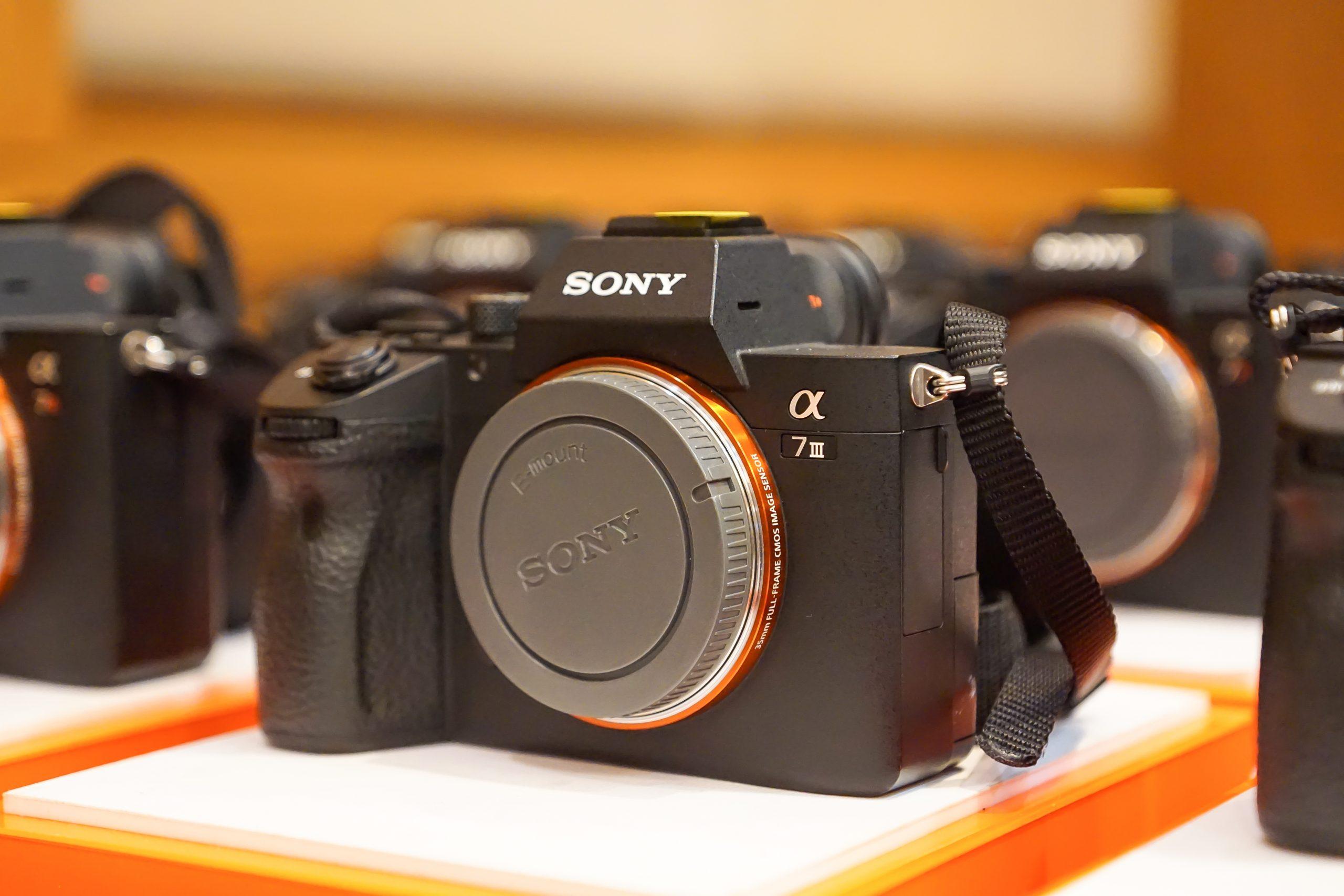 Systemkamera Sony