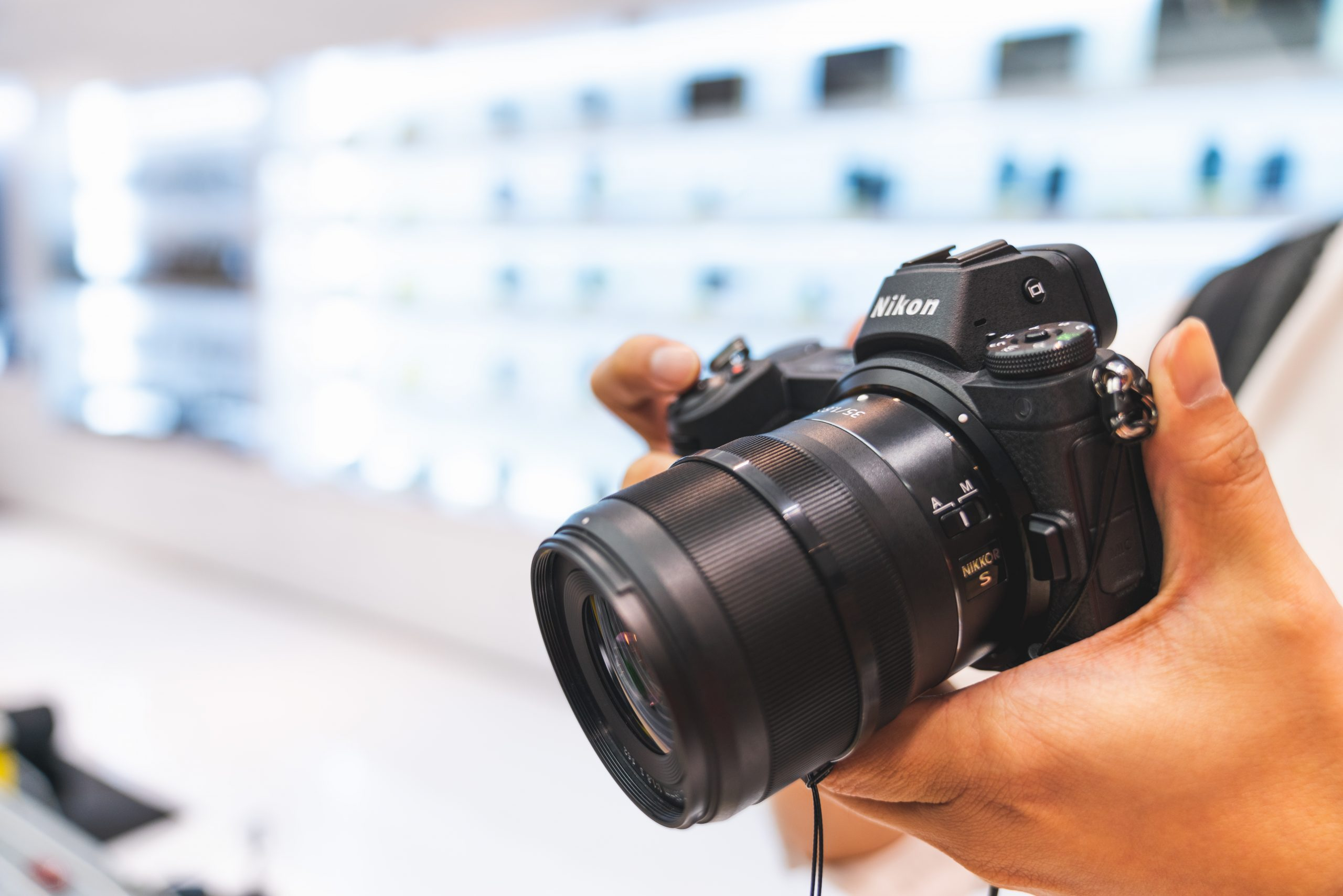 Nikon Kamera: Test & Empfehlungen (04/21)