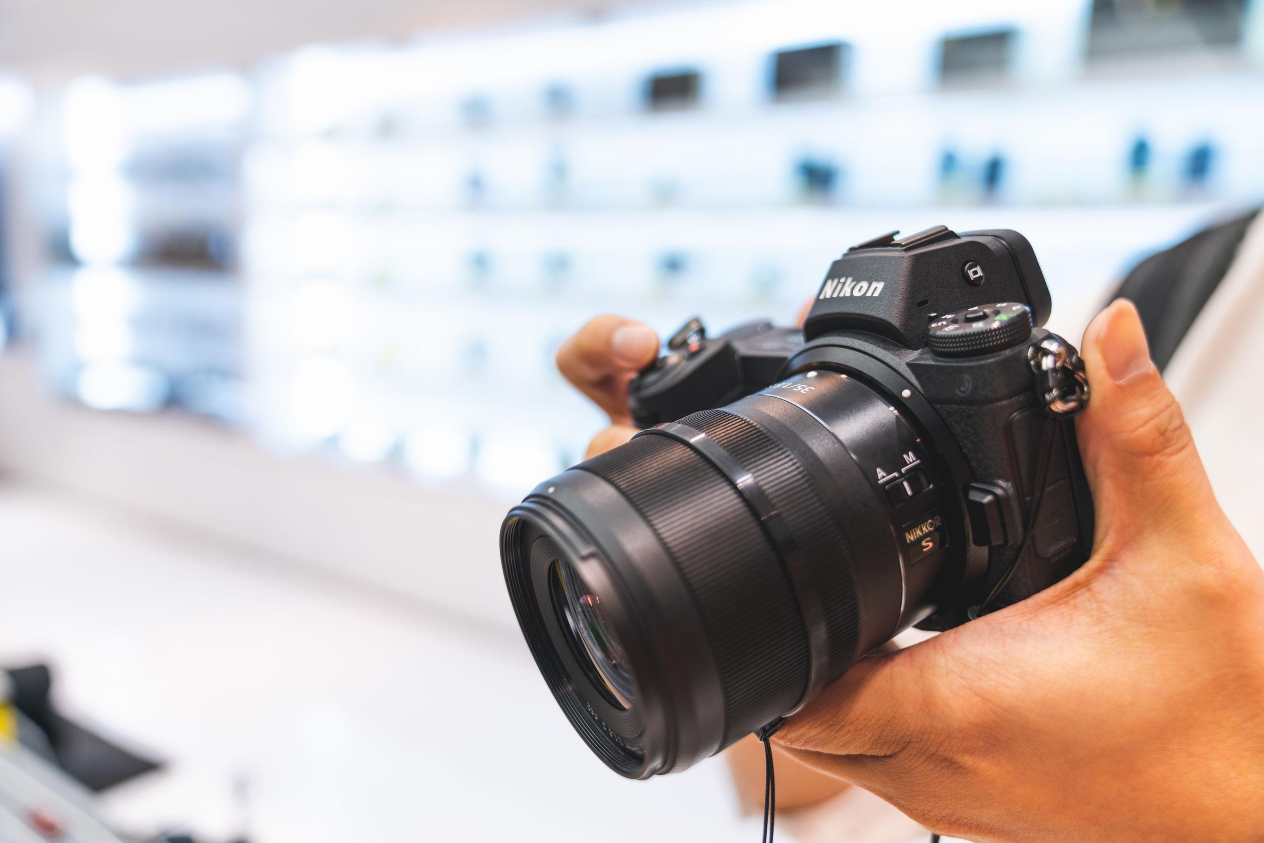 Nikon Spiegelreflexkamera: Test & Empfehlungen (09/20)