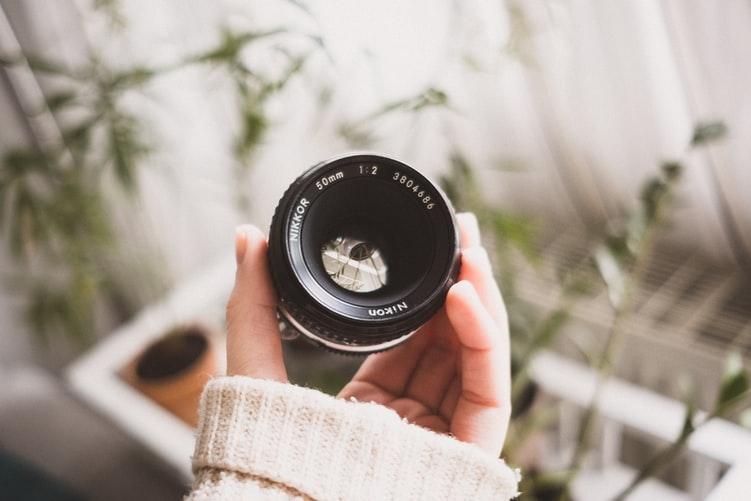 Nikon Objektiv-3