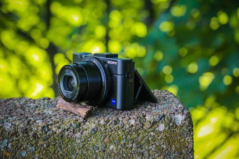 Sony Kompaktkamera-1