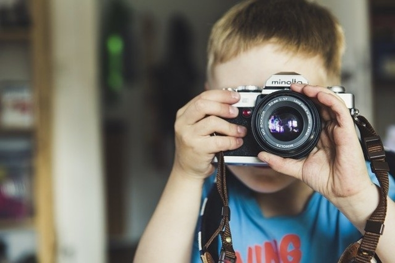 Fotoapparat Kinder