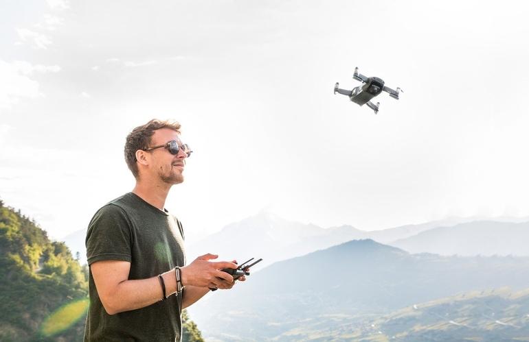 quadrocopter-mit-kamera-test